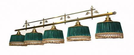 светильники для бильярда